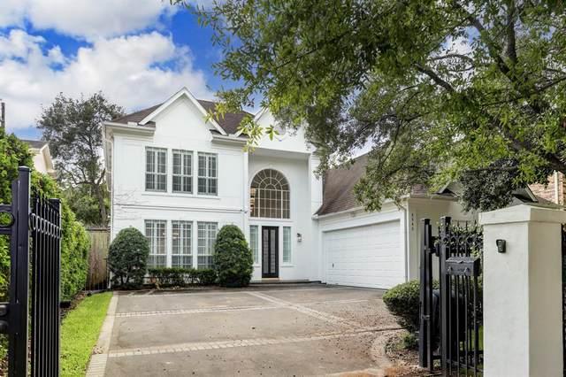 5345 Navarro Street, Houston, TX 77056 (MLS #23273496) :: Caskey Realty