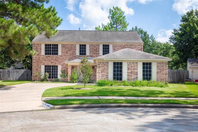 7606 Frostwood Valley Court, Houston, TX 77095 (MLS #23273800) :: Texas Home Shop Realty