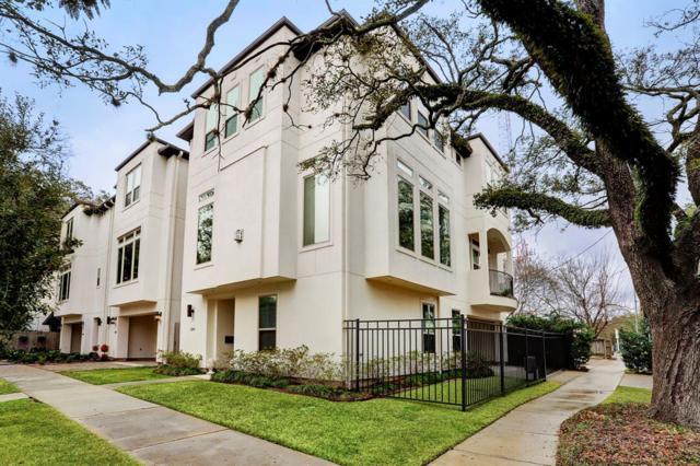 1204 Bonnie Brae, Houston, TX 77006 (MLS #23278412) :: Texas Home Shop Realty