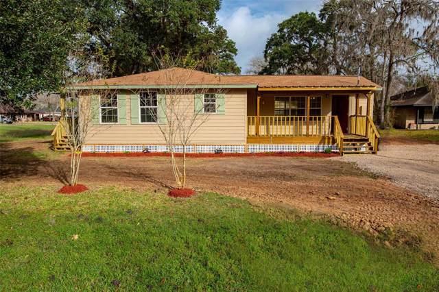 202 Avenue I, Brazoria, TX 77422 (MLS #23282813) :: Texas Home Shop Realty