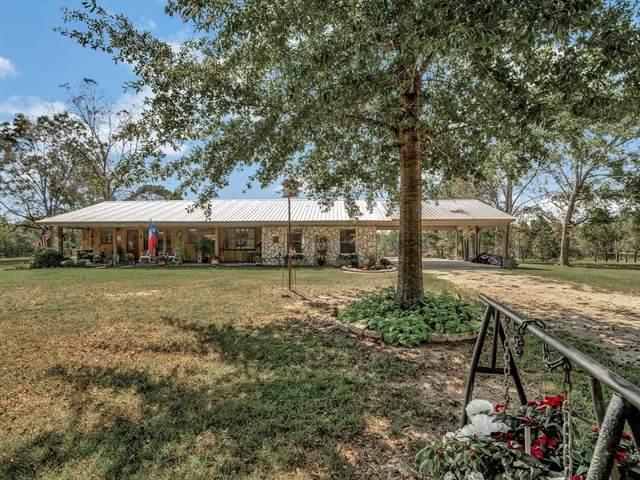273 County Road 3610, Colmesneil, TX 75938 (MLS #23288152) :: Michele Harmon Team