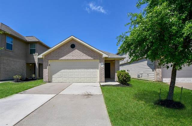 2650 Bammelwood Drive, Houston, TX 77014 (MLS #2329273) :: The SOLD by George Team