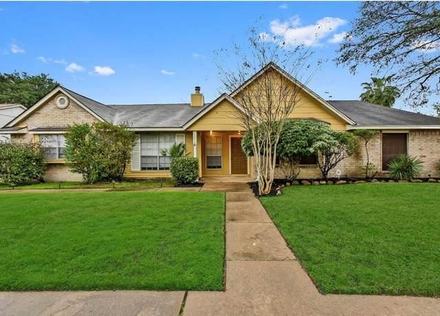 19210 Hollowlog Drive, Katy, TX 77449 (MLS #23294260) :: NewHomePrograms.com LLC