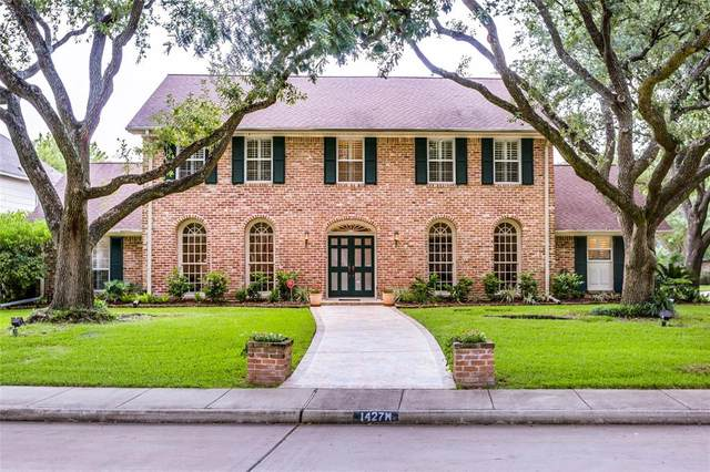 1427 W Brooklake Drive, Houston, TX 77077 (MLS #23298678) :: Connect Realty