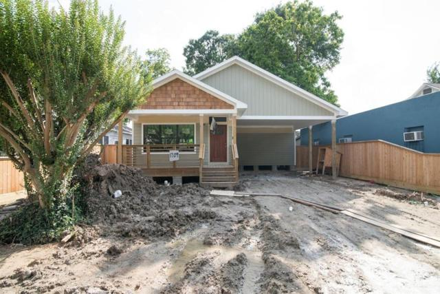1709 Gentry, Houston, TX 77009 (MLS #23304534) :: Texas Home Shop Realty