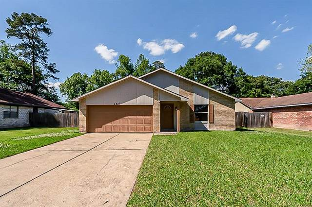 3227 Crossman Street, Porter, TX 77365 (MLS #23309638) :: The SOLD by George Team