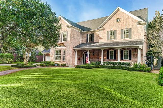 5308 Braeburn Drive, Bellaire, TX 77401 (MLS #23318805) :: The SOLD by George Team