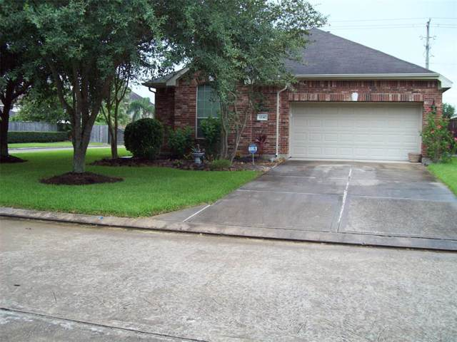 1241 Modena Drive, Pearland, TX 77581 (MLS #23320810) :: Ellison Real Estate Team