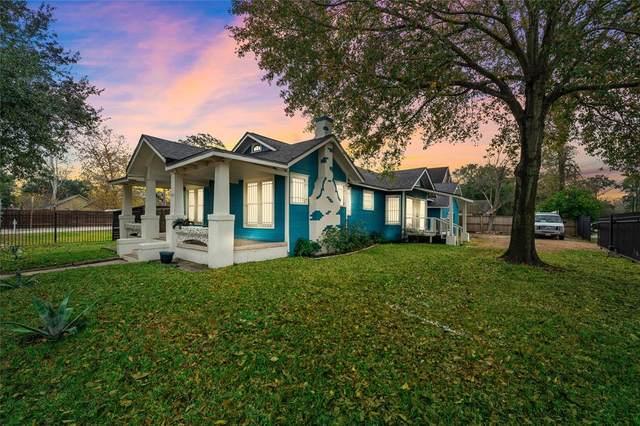 402 E Crosstimbers Street, Houston, TX 77022 (MLS #23340991) :: Caskey Realty