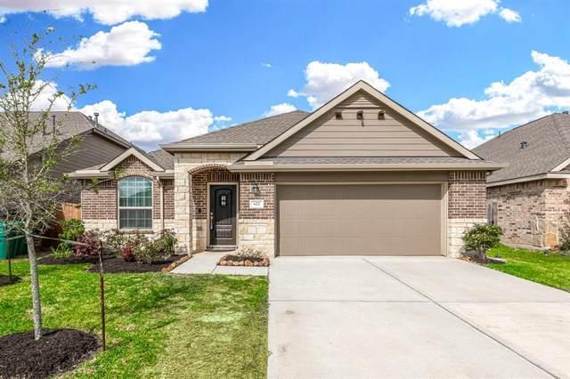 622 Liberty Pines Lane, La Marque, TX 77568 (MLS #23354450) :: Ellison Real Estate Team