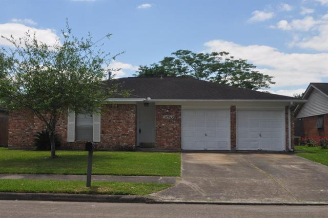 1526 Kenwick Place Place, Pasadena, TX 77504 (MLS #23355912) :: Texas Home Shop Realty