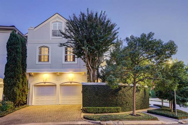 2313 Kingston Street, Houston, TX 77019 (MLS #23356883) :: The Freund Group