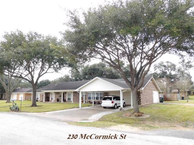 230 Mccormick Street, Columbus, TX 78934 (MLS #23360052) :: The SOLD by George Team