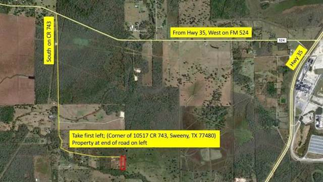 0 County Road 743, Sweeny, TX 77480 (MLS #23367964) :: Phyllis Foster Real Estate