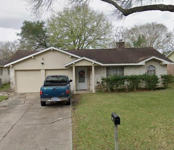 11226 Hazen Street, Houston, TX 77072 (#23381188) :: ORO Realty