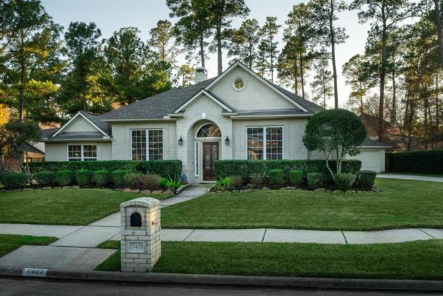 11403 Lakewood Estates, Houston, TX 77070 (MLS #2339815) :: Texas Home Shop Realty