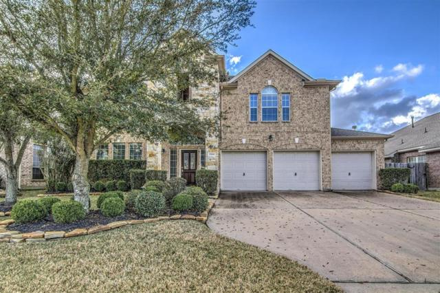2506 Dry Bank Lane, Pearland, TX 77584 (MLS #23418372) :: Fanticular Real Estate, LLC