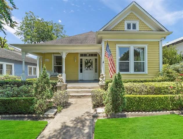 817 Columbia Street, Houston, TX 77007 (MLS #23428961) :: The Property Guys