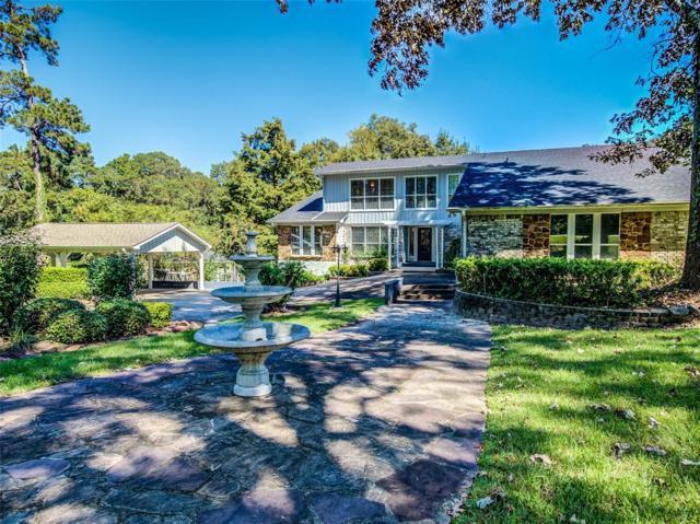 119 Lake Drive, Onalaska, TX 77360 (MLS #23432811) :: Texas Home Shop Realty