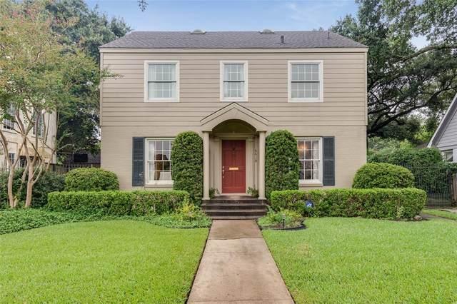 6628 Meadowlawn Street, Houston, TX 77023 (MLS #23438718) :: Ellison Real Estate Team