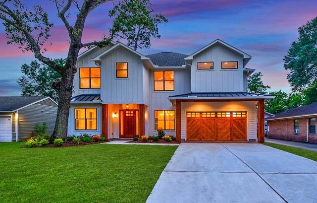 1729 Chippendale Road, Houston, TX 77018 (MLS #23447360) :: Guevara Backman