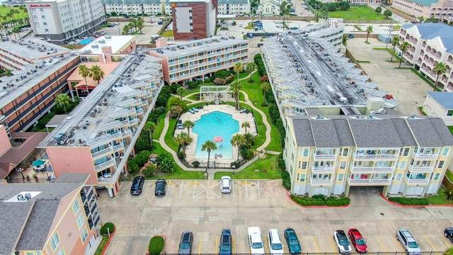 6300 Seawall Boulevard #2303, Galveston, TX 77551 (MLS #23450656) :: Giorgi Real Estate Group