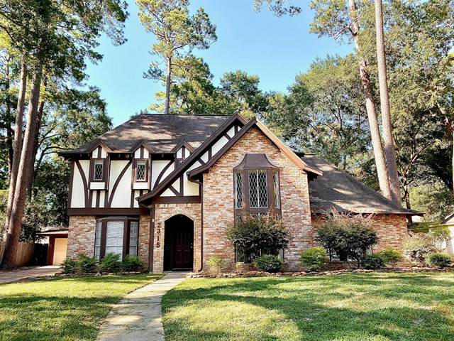 2315 Parkdale Drive, Humble, TX 77339 (MLS #23451922) :: The Bly Team