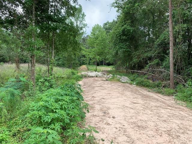 00 Crystyalwood Estates, New Caney, TX 77357 (MLS #23454565) :: Michele Harmon Team