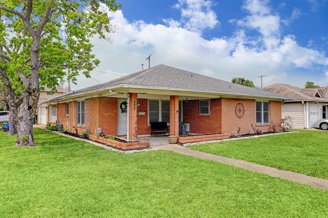 128 Dolphin Avenue, Galveston, TX 77550 (MLS #23455353) :: The Queen Team