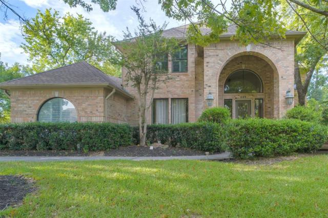 566 Edgewood Drive, Montgomery, TX 77356 (MLS #2346006) :: The SOLD by George Team