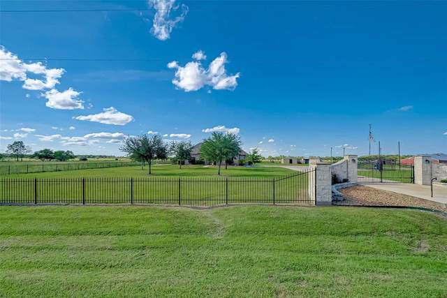 16028 County Road 522, Guy, TX 77444 (MLS #23477614) :: Front Real Estate Co.