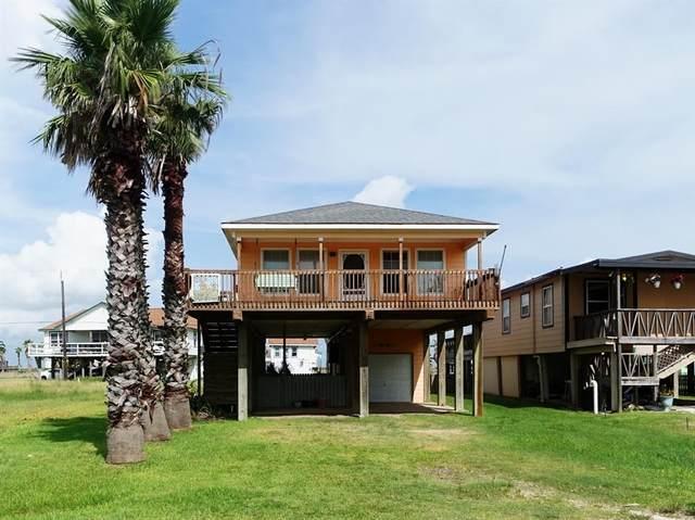 414 Fort Velasco Drive, Surfside Beach, TX 77541 (MLS #23481507) :: The Bly Team