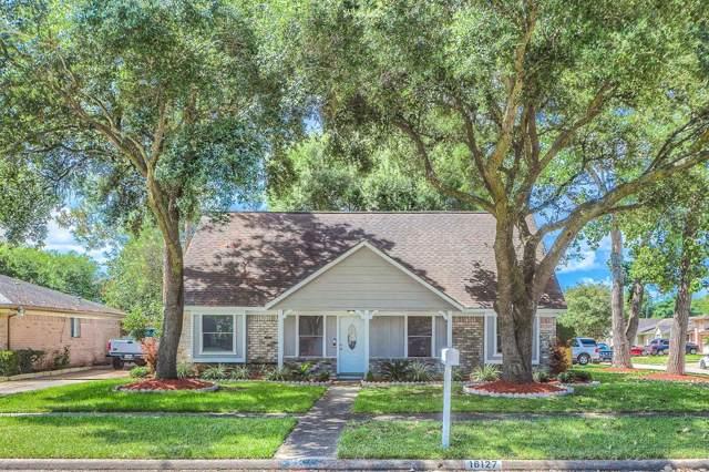16127 Mendocino Drive, Houston, TX 77083 (MLS #23481610) :: Ellison Real Estate Team