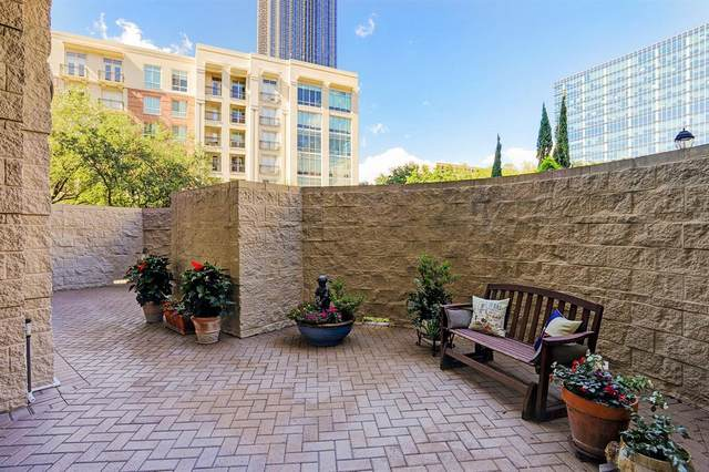 5005 Hidalgo Street #209, Houston, TX 77056 (MLS #23482484) :: My BCS Home Real Estate Group