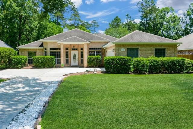 931 Longleaf Lane, Conroe, TX 77302 (MLS #23485170) :: The Home Branch