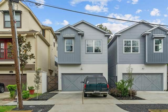 5406 Petty Street A, Houston, TX 77007 (MLS #23487206) :: Keller Williams Realty