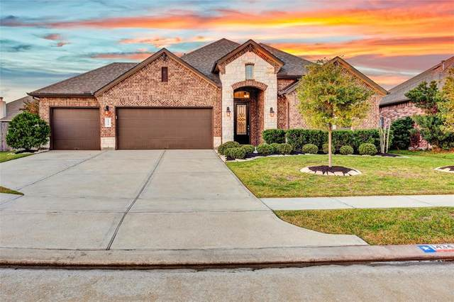 1434 Raven Springs Lane, League City, TX 77573 (MLS #2350098) :: The SOLD by George Team