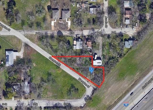 510 F Street, San Antonio, TX 78220 (MLS #23512977) :: My BCS Home Real Estate Group