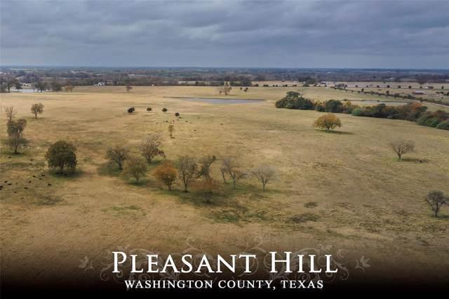 16 Flat Prairie, Washington, TX 77880 (MLS #23514175) :: The SOLD by George Team