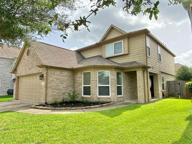 3502 Apple Dale Drive, Houston, TX 77084 (MLS #23514603) :: The Bly Team
