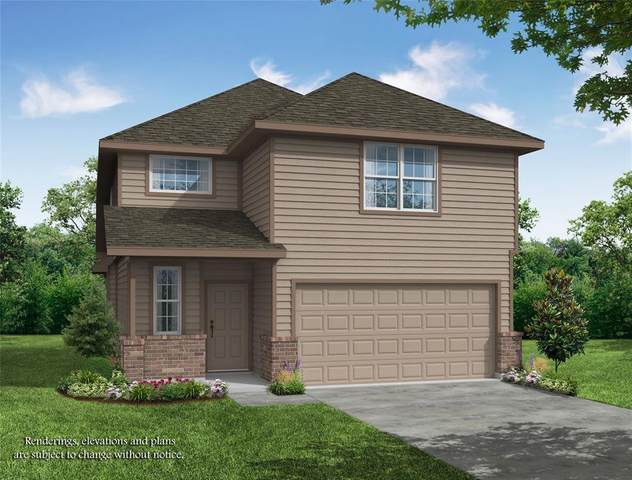 3535 Cannon Drive, Conroe, TX 77301 (MLS #23518135) :: The Home Branch