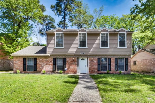 18042 Bambriar Drive, Houston, TX 77090 (MLS #23528543) :: REMAX Space Center - The Bly Team