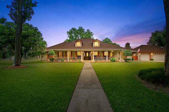 2335 Olympia Drive, West Columbia, TX 77486 (#23530336) :: ORO Realty