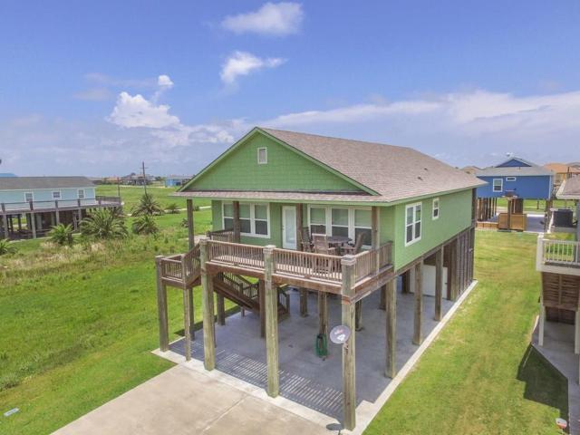 884 Sea Spray Drive, Crystal Beach, TX 77650 (MLS #23532290) :: Giorgi Real Estate Group