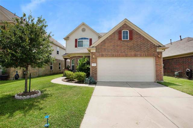 19247 Carriage Vale Lane, Tomball, TX 77375 (MLS #23541753) :: The Bly Team