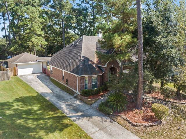 90 Marlberry Branch Drive, Conroe, TX 77384 (MLS #23543589) :: The Parodi Team at Realty Associates