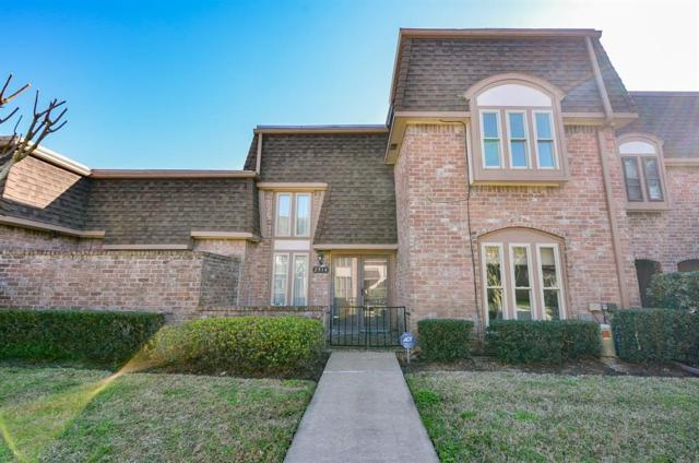 2914 Nottingham Lane, Missouri City, TX 77459 (MLS #23553402) :: Fairwater Westmont Real Estate