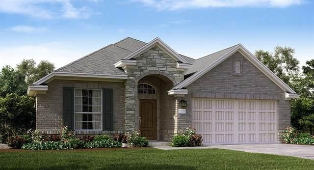 3048 Newcastle Crest Lane, Dickinson, TX 77539 (MLS #23581714) :: Texas Home Shop Realty