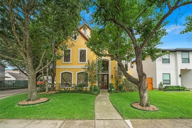 5820 Lake Street, Houston, TX 77005 (MLS #23600121) :: Lerner Realty Solutions