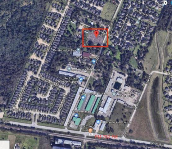 311 Gonyo Lane, Richmond, TX 77469 (MLS #23604325) :: Texas Home Shop Realty